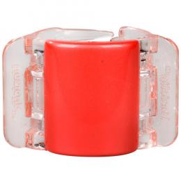 MIDI perleťově cihlově červený