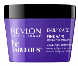 Be Fabulous Fine Cream Lightweight  Mask