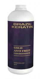 Anti Frizz Gold Conditioner 550 ml