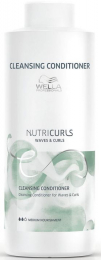 Nutricurls Waves & Curls Cleansing Conditioner  MAXI