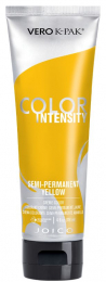 Color Intensity Semi-Permanent Yellow
