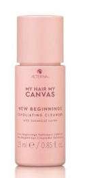 My Hair My Canvas New Beginnings Exfoliating Cleanser MINI
