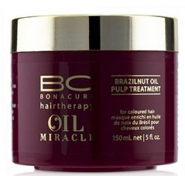 BC Bonacure Oil Miracle Brazilnut Oil Pulp Treatment