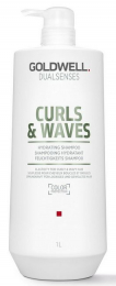 Dualsenses Curls & Waves Hydrating Shampoo MAXI