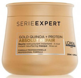Série Expert Absolut Repair Gold Quinoa + Protein Masque