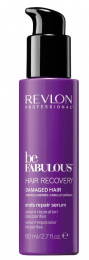 Be Fabulous Damaged Hair Ends Repair Serum