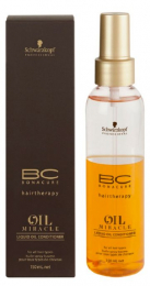 BC Bonacure Oil Miracle Liquid Oil Conditioner