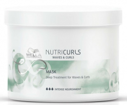 Nutricurls Waves & Curls Mask MAXI
